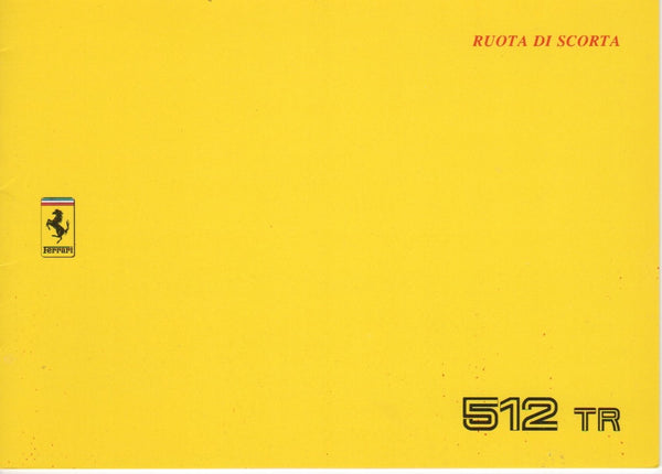 ferrari_512_tr_spare_wheel_booklet_(706/92)-1_at_albaco.com