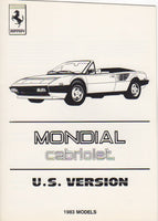 ferrari_mondial_qv_cabriolet_owner's_manual_supplement_(290/83)-1_at_albaco.com