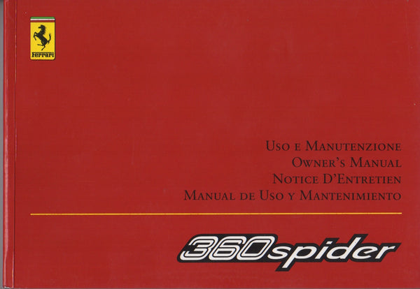 ferrari_360_spider_owner's_manual_(1773/02)-1_at_albaco.com