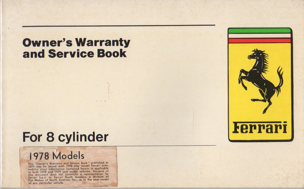 ferrari_owner's_warranty_&_service_book_for_8_cylinder_1978-1979_us_market_(168_c/79)-1_at_albaco.com