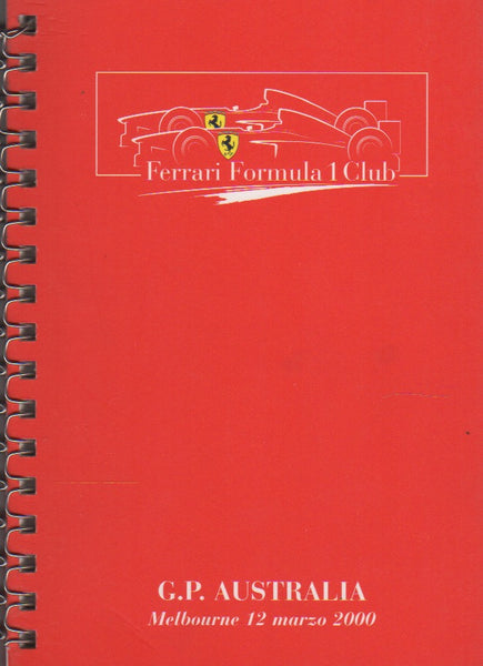 ferrari_f1_club_booklet_-_gp_australia_2000_(1566/00)-1_at_albaco.com