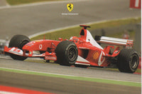 ferrari_postcard_-_michael_schumacher_-_2003_(1950/03)-1_at_albaco.com