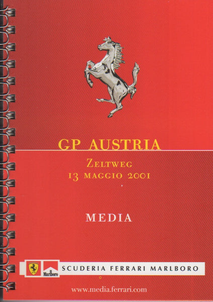 ferrari_f1_media_booklet_gp_austria_2001_(1681/01)-1_at_albaco.com