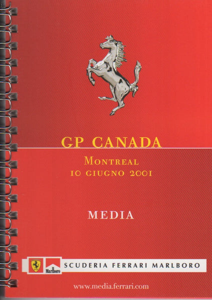 ferrari_f1_media_booklet_gp_canada_2001_(1681/01)-1_at_albaco.com