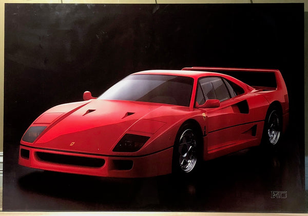 ferrari_f40_official_poster_(492/87)-1_at_albaco.com