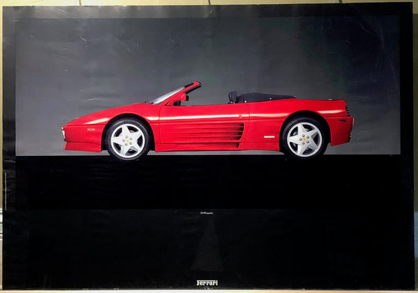 ferrari_348_spider_official_poster_(761/93)-1_at_albaco.com