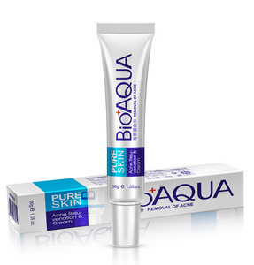 BioAqua - Acne removal cream
