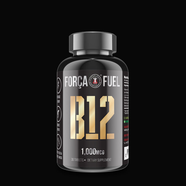 B12 – 1000mcg  (1 month supply)
