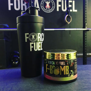 Premium Pre Workout  Força Fuel F Bomb (1 month supply)