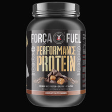 Load image into Gallery viewer, Premium Whey Protein + Creatine + BCAA/EAA  Força Fuel Performance Protein (1 month supply)