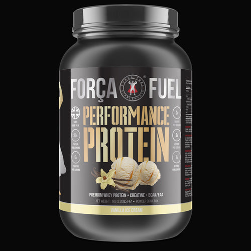 Premium Whey Protein + Creatine + BCAA/EAA  Força Fuel Performance Protein (1 month supply)