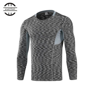 Men Gym Long Sleeve