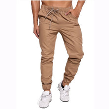 Load image into Gallery viewer, Men Slim Fit Chinos