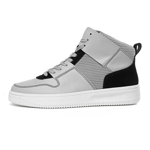 Men High Top Breathable Sneakers