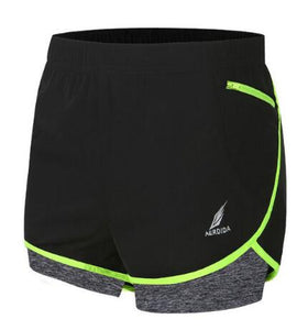 2 in 1 Marathon Shorts