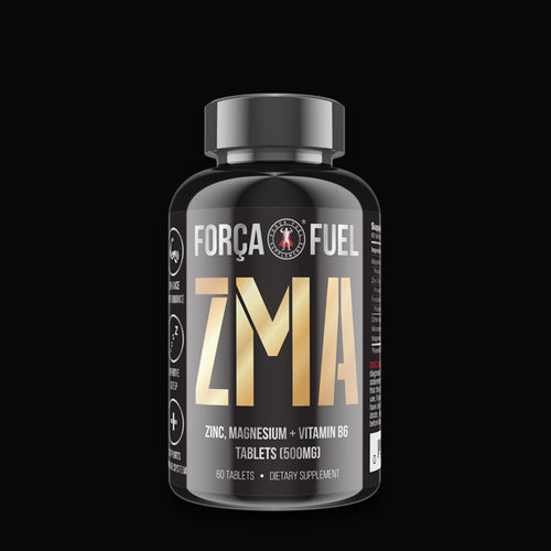 Zinc, Magnesium & Vitamin B6 – 500mg (2 months supply) ZMA