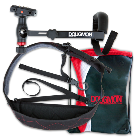 DOUGMON® PACKAGE: Special 577 Style with Slingmon® & Free Logo Carry Bag
