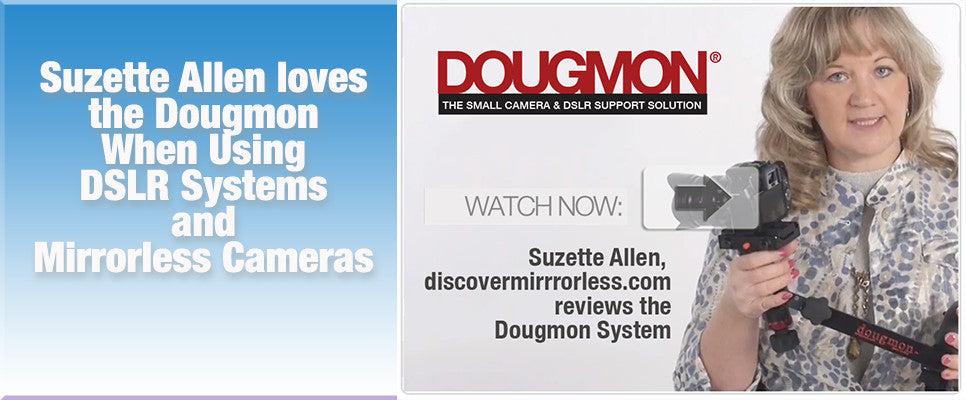 Discover Mirrorless reviews the Dougmon