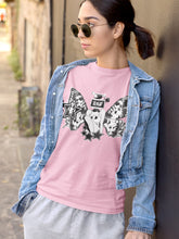 Load image into Gallery viewer, T-shirt printed with Butterfly Motif - Women