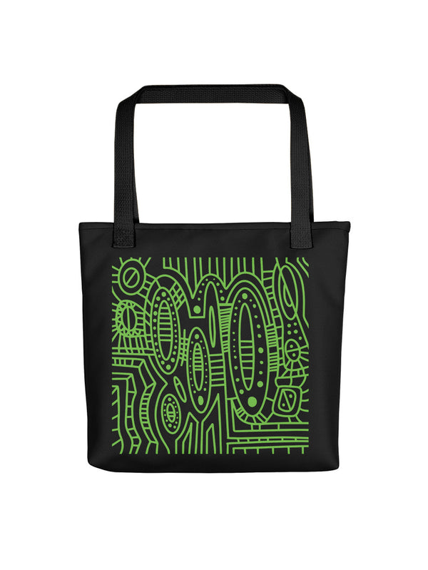 High Quality Tote bag with Cool Patterns