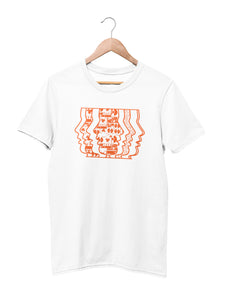 T-shirt with Music Motif