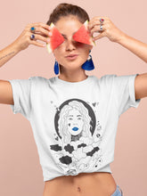 Load image into Gallery viewer, T-shirt with Dreamer Motif - Women