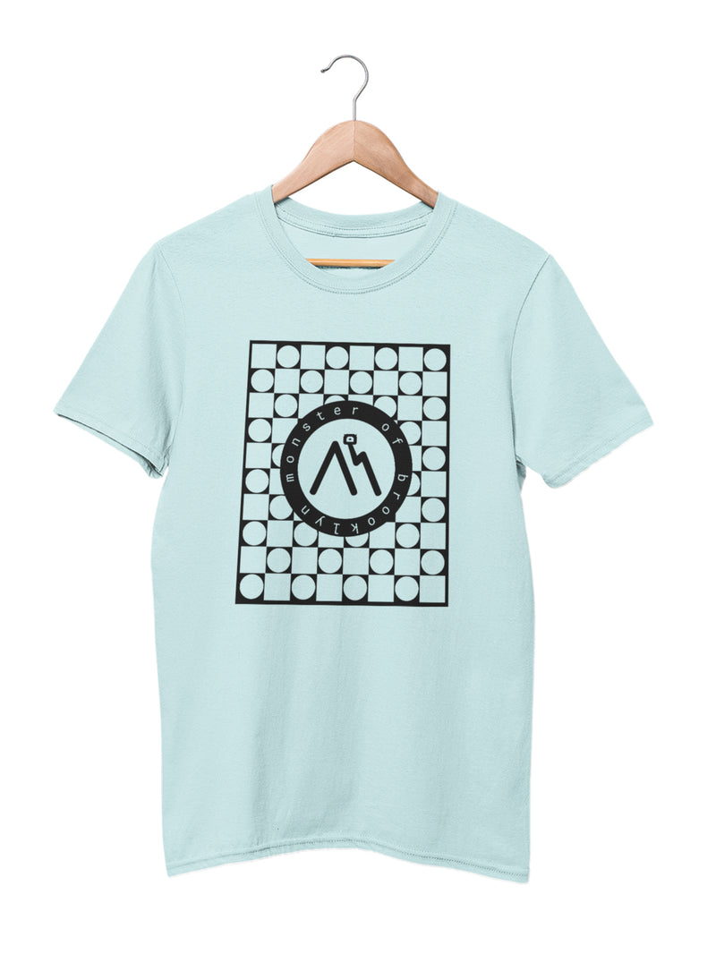 T-shirt with the Geometric Motif