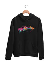 Load image into Gallery viewer, Hoodie with Colorsplat Motif