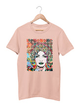 Load image into Gallery viewer, T-shirt Printed with Jellyfish Girl Motif