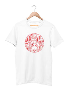 Jellyfish tee - Women