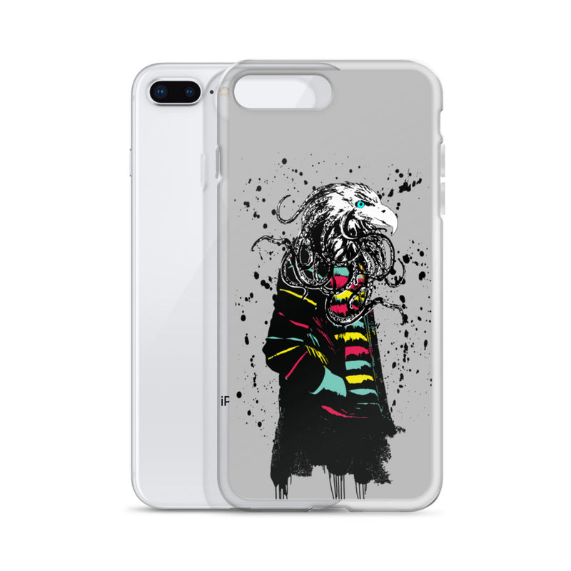 Eagle Buddy iPhone Case