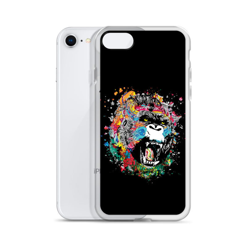 KingKongNess iPhone Case