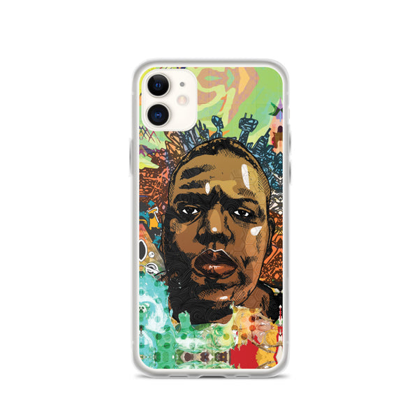Biggie Art iPhone Case