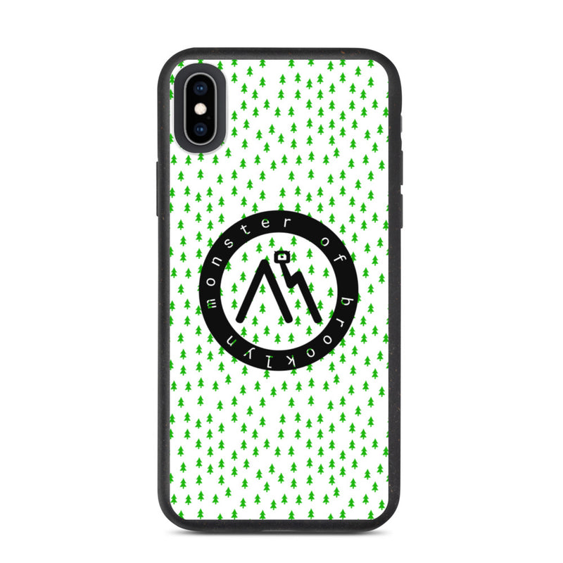 Tree Motif Biodegradable phone case