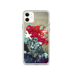 Joan of Android iPhone Case