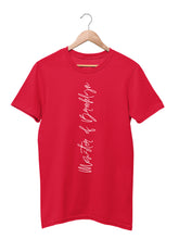 Load image into Gallery viewer, T-shirt Printed with Written Letters Motif - Women