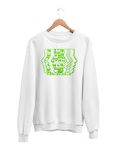 Load image into Gallery viewer, Sweatshirt with Music Motif