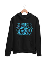 Load image into Gallery viewer, Hoodie with Music Motif