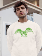 Load image into Gallery viewer, Sweatshirt with Fun Motif