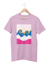Load image into Gallery viewer, T-shirt with Summer Motif