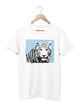 Load image into Gallery viewer, T-shirt with Tiger Motif