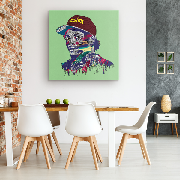 Eazy E Canvas Art