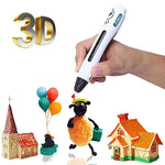 🔥🔥🔥3D Drawing Print  Pen(Buy more, discount more)
