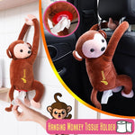 Hanging Monkey Tissue Holder