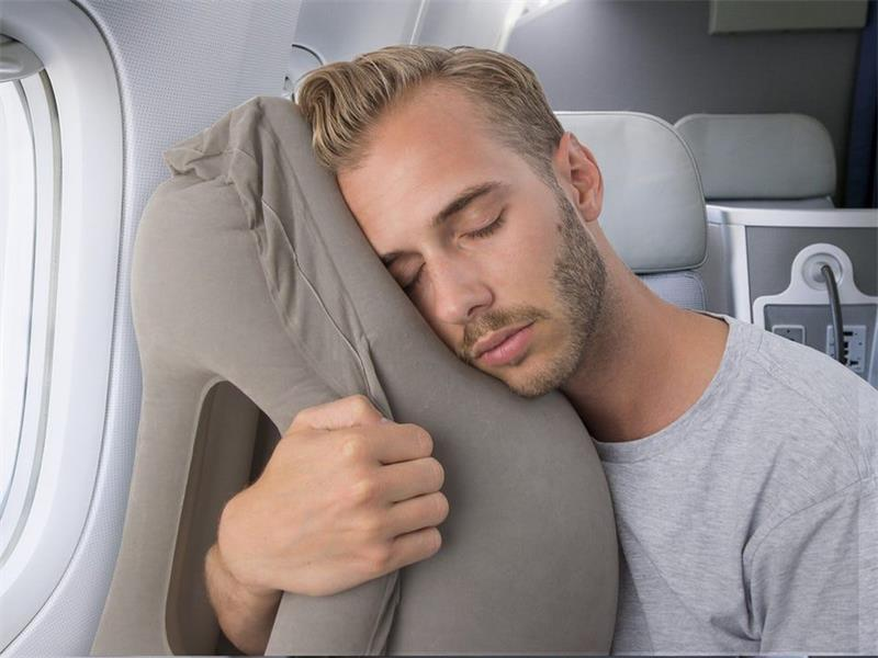 Portable Inflatable Travel Pillow ecocong
