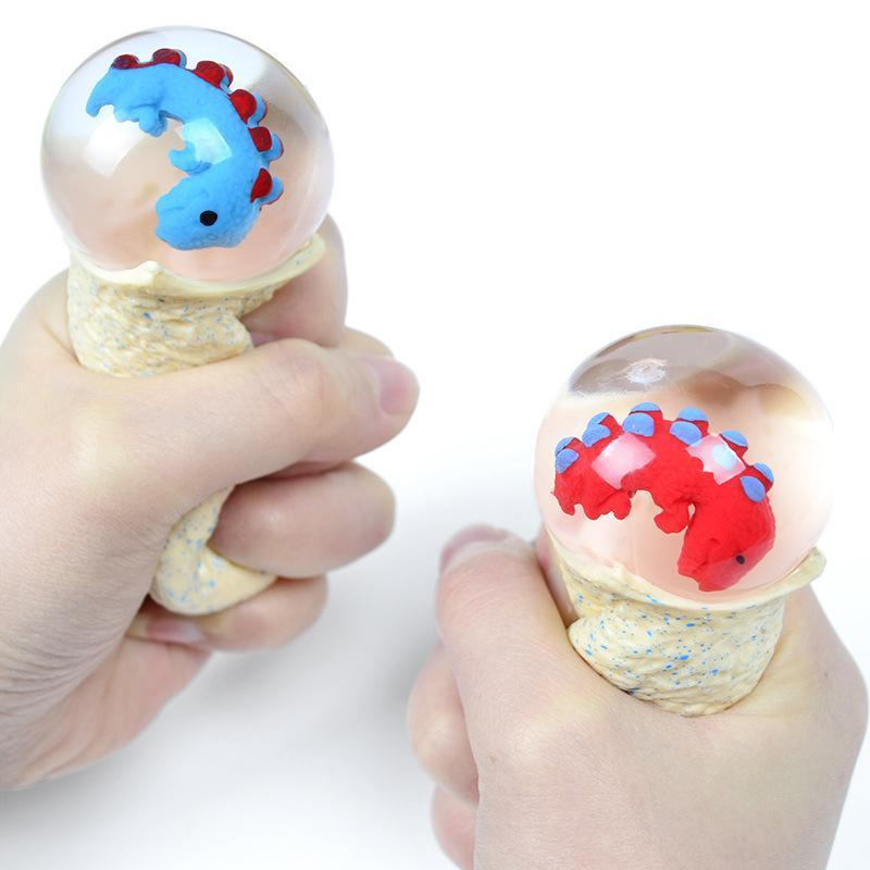 Squeezable Stress Relief Toy