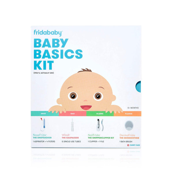 Baby Basics Kit (YOU'LL ACTUALLY USE)