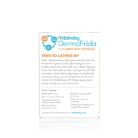 DermaFrida the FLAKEFIXER Replacement Sponge
