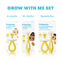 Grow-With-Me Training Toothbrush Set