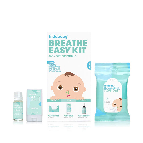 Breathe Easy Kit the SICK DAY ESSENTIALS